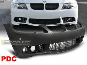 BMW E90 - přední M3 nárazníks PDC.