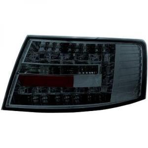 Audi A6 zadní LED světla - Smoke. 6PIN