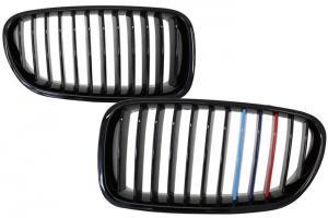 BMW F10/F11 přední maska - černá.