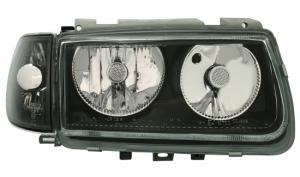 VW Polo přední světla-Black