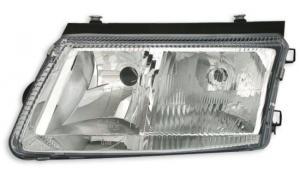 VW Passat B5 přední světlo bez mlhovky-Levé.