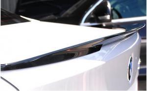 BMW F30 - zadní spoiler víka kufru.