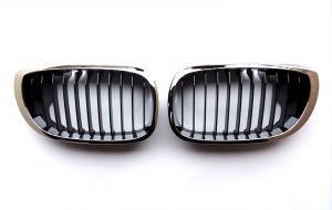 BMW E46 (facelift) Maska - Chrom/Black. Coupe/Cabrio.