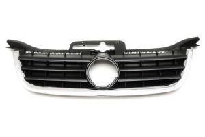 VW Touran - přední maska - Black/Chrom.