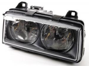 BMW E36 přední světlo - Pravé.