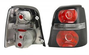 VW Touran zadní černé světlo - Pravé.
