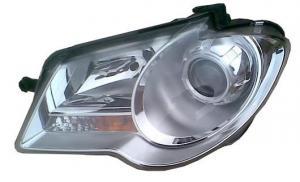 VW Touran přední světlo - Levé.