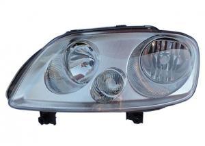 VW Touran přední světlo - Chrom - Levé.