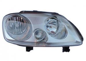 VW Touran přední světlo - Chrom - Pravé.