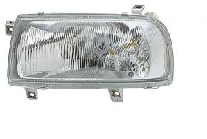 VW Vento - přední světlo - Levé.