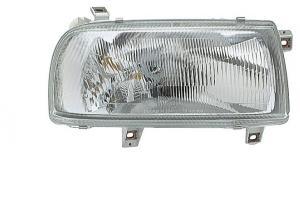 VW Vento - přední světlo - Pravé.