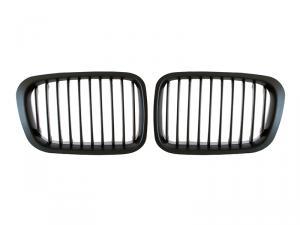 BMW E46 98-01. Maska - Černá. Sedan/Touring.