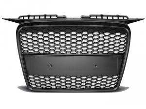 Audi A3 přední maska bez znaku - Black.