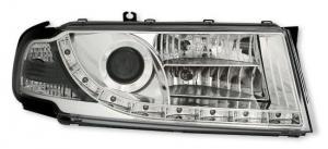 Škoda Octavia přední světla DAYLINE-Chrom