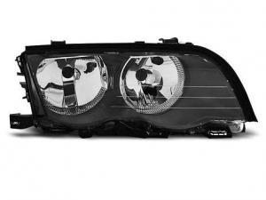 BMW E46 (sedan + touring) přední světlo - Pravé.