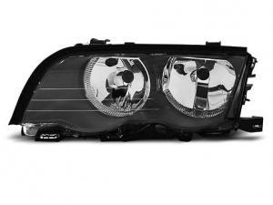 BMW E46 (sedan + touring) přední světlo - Levé.