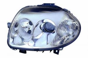 Renaul Clio přední levé světlo.