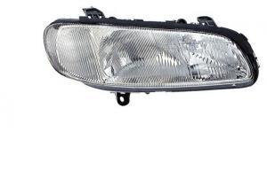 Opel Omega přední světlo-Chrom-Pravé