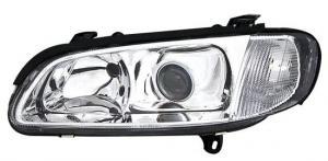 Opel Omega přední světlo-Chrom-Levé