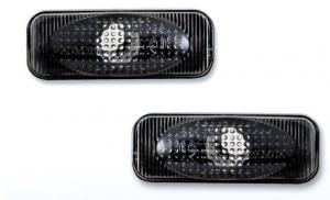 Opel Omega B - boční černé blikače.