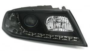 Skoda Octavia II přední světla DAYLINE-Black