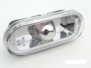 VW Golf IV boční blinkry - Chrom.