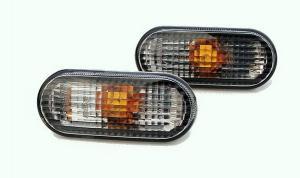 VW Passat B5 boční blinkry - Kouřové.