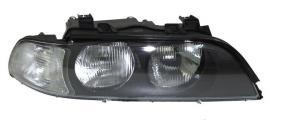 BMW E39  přední světlo - pravé.