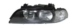 BMW E39  přední světlo - levé.