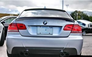 BMW E92 - spoiler na víko kufru. M3 Tech.