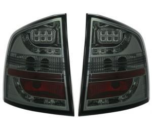 Škoda Octavia combi - zadní LED světla.
