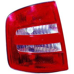 Škoda Fabia - zadní světlo - Levé.