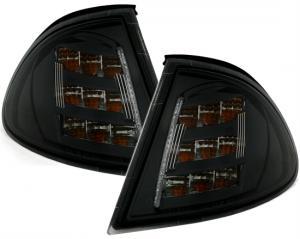 BMW E46 - přední LED blikače. Sedan/Touring.