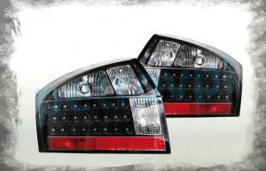 Audi A4 sedan zadní LED světla - Black.