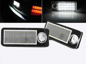Audi A6 avant C5 97-04 - LED osvětlení SPZ.