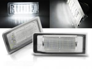 Audi TT 8N 99-06 - LED osvětlení SPZ.