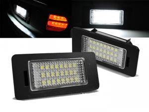 LED osvětlení SPZ-VW Passat B6 (variant) 2008-2009