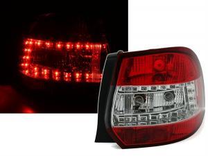 VW Golf 6 variant zadní led světla - Red/White.