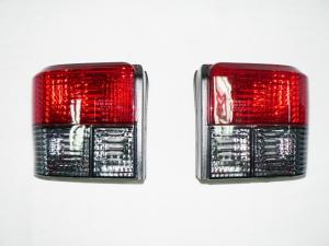 VW T4 zadní světla Red/Smoke.
