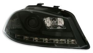 Seat Ibiza přední světla DAYLINE-Black