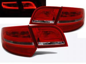 Audi A3 SPORBACK zadní LED světla RedWhite