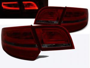 Audi A3 SPORBACK zadní LED světla Red/Smoke.