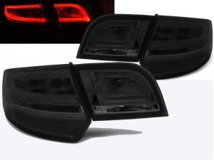 Audi A3 SPORBACK zadní LED světla - Smoke.