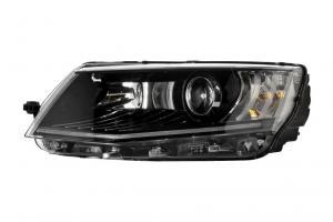 Skoda Octavia 3 přední světlo - Levé. BI-XENON.