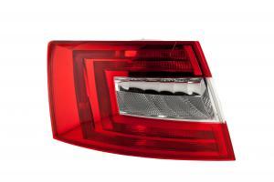 Skoda Octavia 3 (sedan) zadní světlo - Levé.