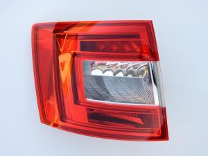 Skoda Octavia 3 (combi) zadní LED světlo - Levé.