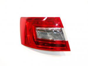 Skoda Octavia 3 (sedan) zadní LED světlo - Levé.