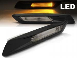 BMW F10/F11 - boční LED blikače.