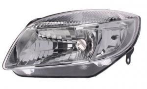 Škoda Fabia 2 - Přední světlo - Levé