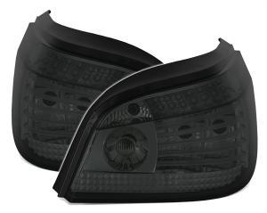 BMW E60 zadní LED světla Smoke - Dynamický Blikač.